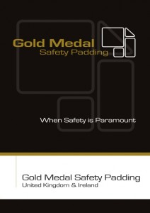 Gold Medal Safety Padding_A5Flyer_Cover
