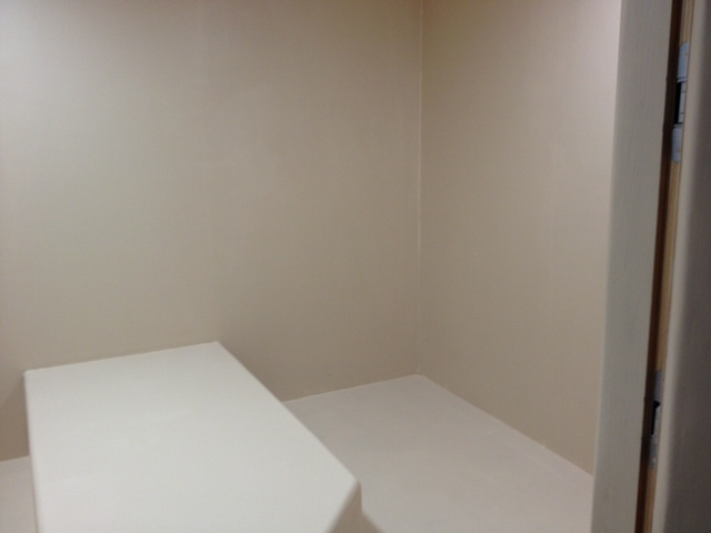 Seclusion Room Padding In Psychiatric Intensive Care Unit
